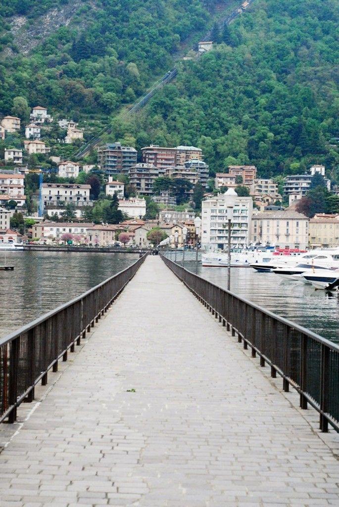 Komo, Italija