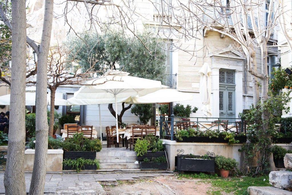 Četvrt Plaka, Atina