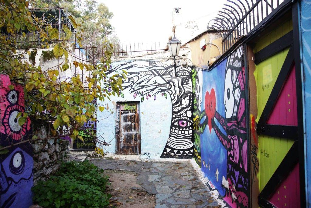 Anafiotika Atina