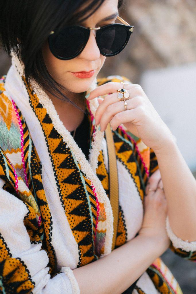 Brana's Divine World - outfit - H&M prolećna jakna, H&M prstenje