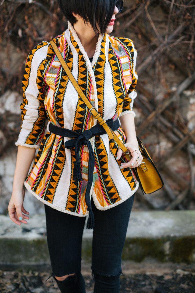 Brana's Divine World - outfit - H&M prolećna jakna
