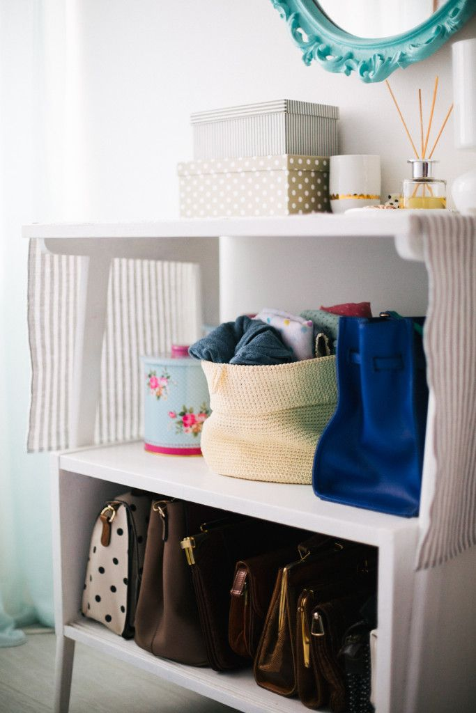 Enterijer priča - Brana's Divine World - Interior Inspiration - Uređenje spavaće sobe - Storage Ideas - Ideje za odlaganje torbi