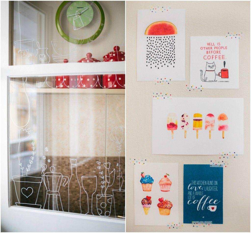Enterijer priča - Brana's Divine World - Interior Inspiration - Uređenje kuhinje - Kitchen Decorating Ideas