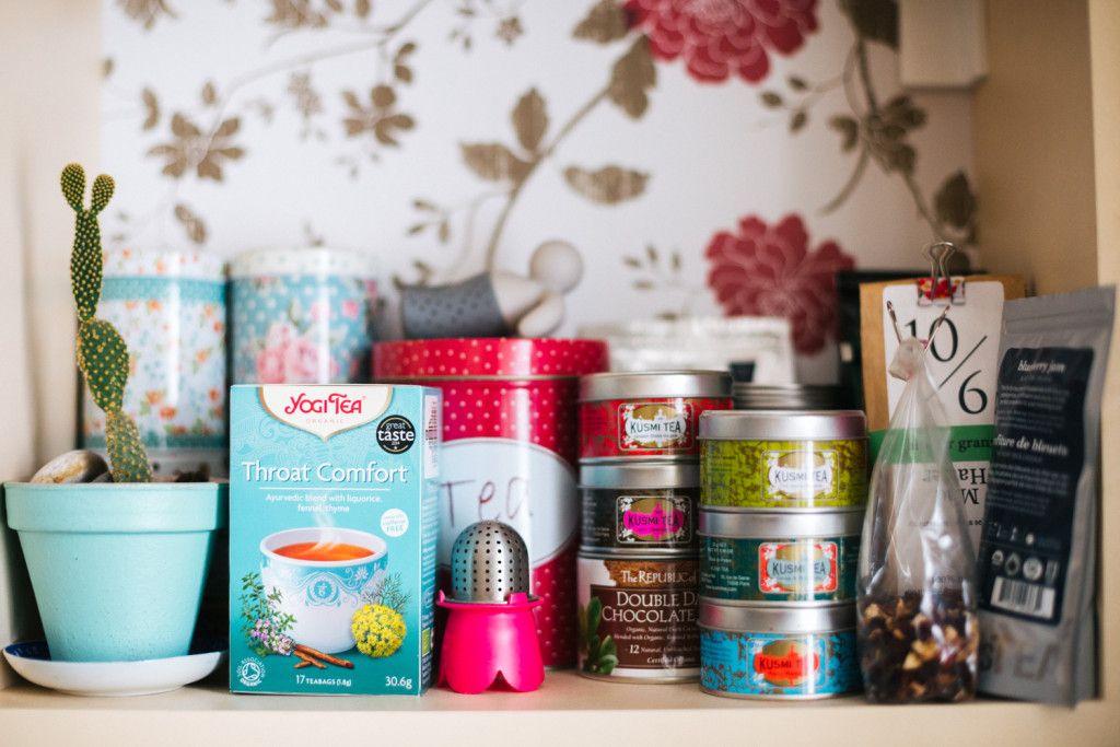 Enterijer priča - Brana's Divine World - Interior Inspiration - Uređenje kuhinje - Kitchen Decorating Ideas - Čaj - Kolekcija čajeva - Tea Collection
