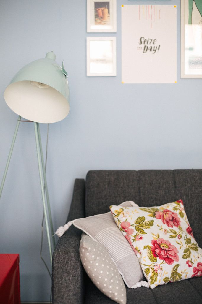 Enterijer priča - Brana's Divine World - Interior Inspiration - Pastel Lamp - Pastelna lampa - Uređenje doma