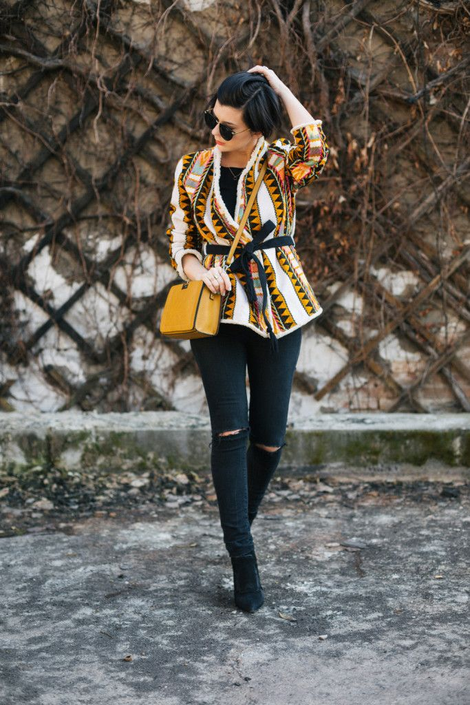 Brana's Divine World - outfit - H&M prolećna jakna, Parfois torba, Mango farmerice