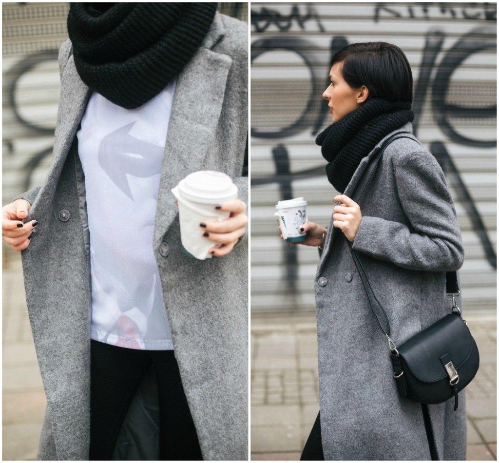 Brana's Divine World - outfit - rekapitulacija -  Choies kaput, Parfois torba