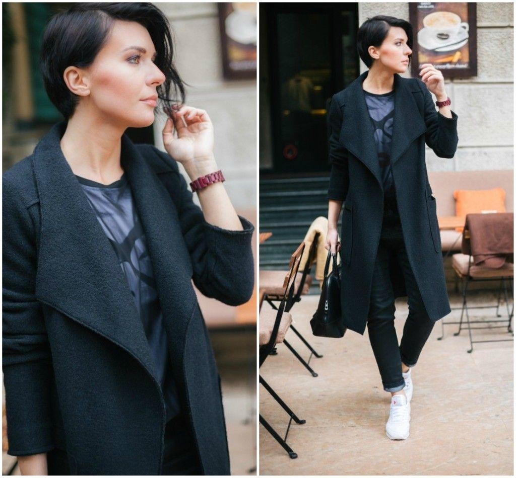 Brana's Divine World - outfit - rekapitulacija - Zara kaput, Reebok Classic patike