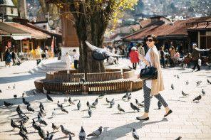April u Sarajevu: Dan drugi