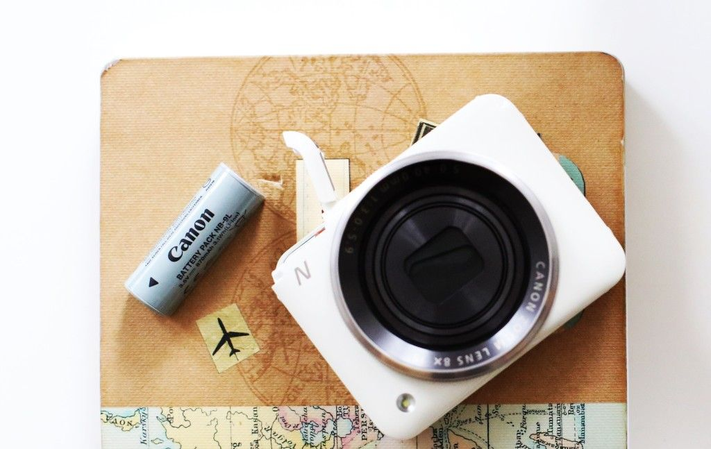 Digitlani kompaktni fotoaparat Canon PowerShot N2 Recenzija