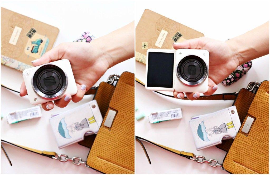 Digitlani kompaktni fotoaparat Canon PowerShot N2