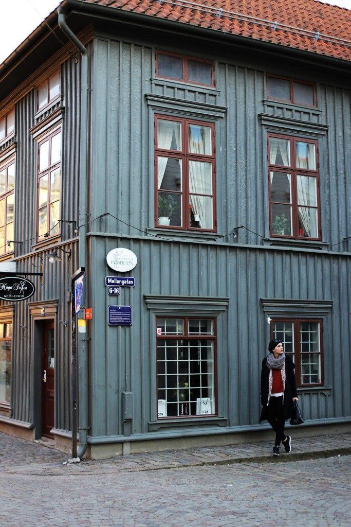 Švedska, Geteborg, Haga kvart