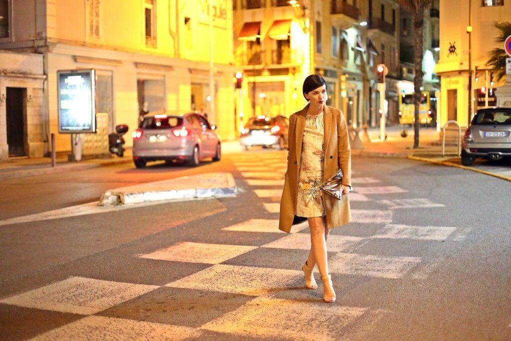 Kan, Francuska, Bioderma blogersko okupljanje, H&M Conscious Exclusive haljina 01