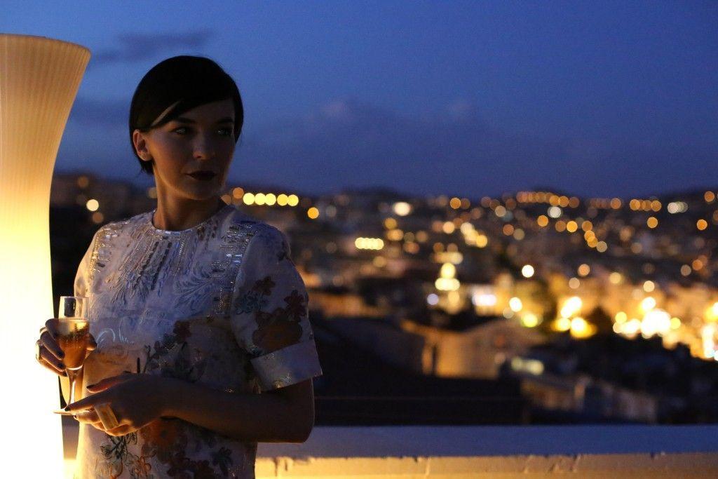 Kan, Francuska, Bioderma blogersko okupljanje, HM Conscious Exclusive haljina 09