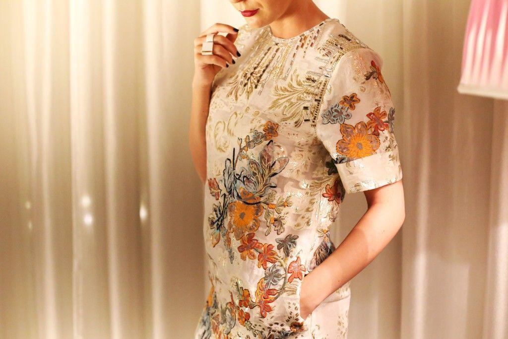Kan, Francuska, Bioderma blogersko okupljanje, HM Conscious Exclusive haljina,