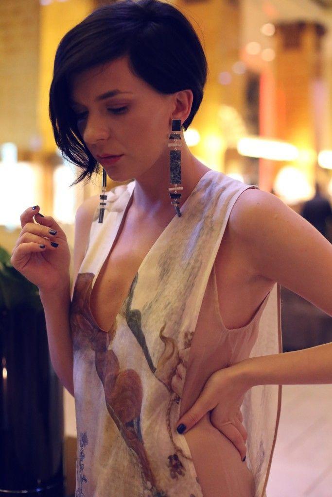 Kan, Francuska, Bioderma blogersko okupljanje, HM Conscious Exclusive haljina