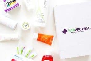 Webapoteka paket – unboxing i prvi utisci
