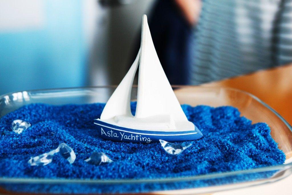 Asta Yachting dekorativna jahta