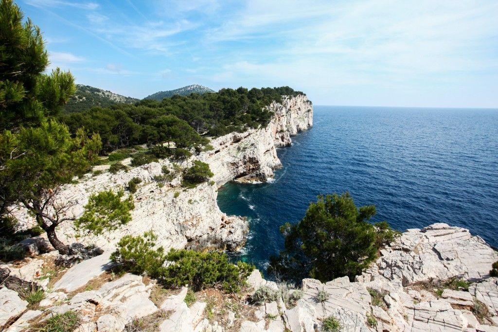 Park prirode Telašćica u Hrvatskoj
