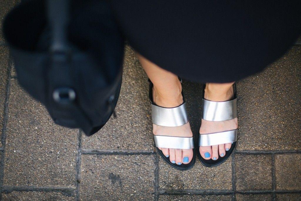 Brana's Divine World | 4 para obuće, 2 outfita, 1 post, Ecco sandale