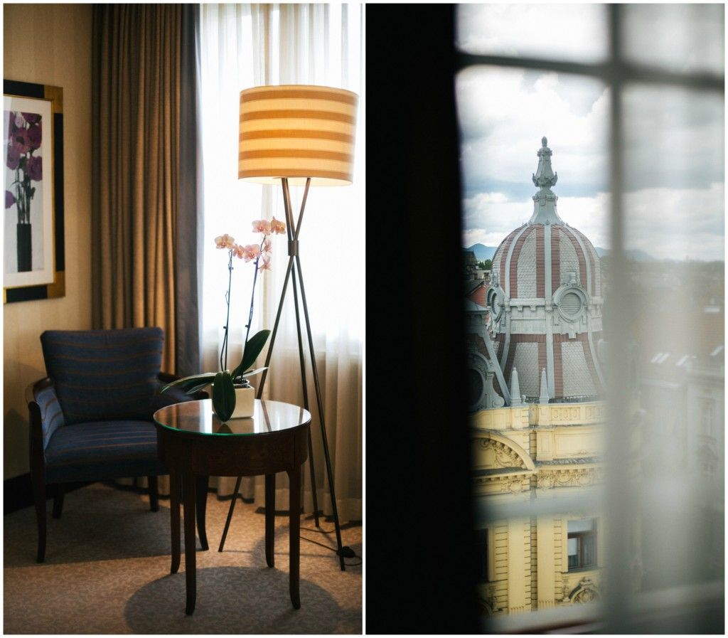 Zagreb, Hotel Esplenade