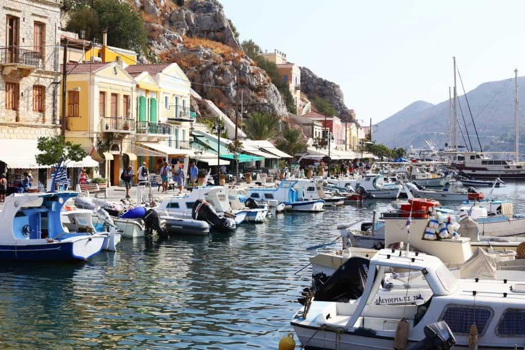 Ostrvo Symi, Grčka