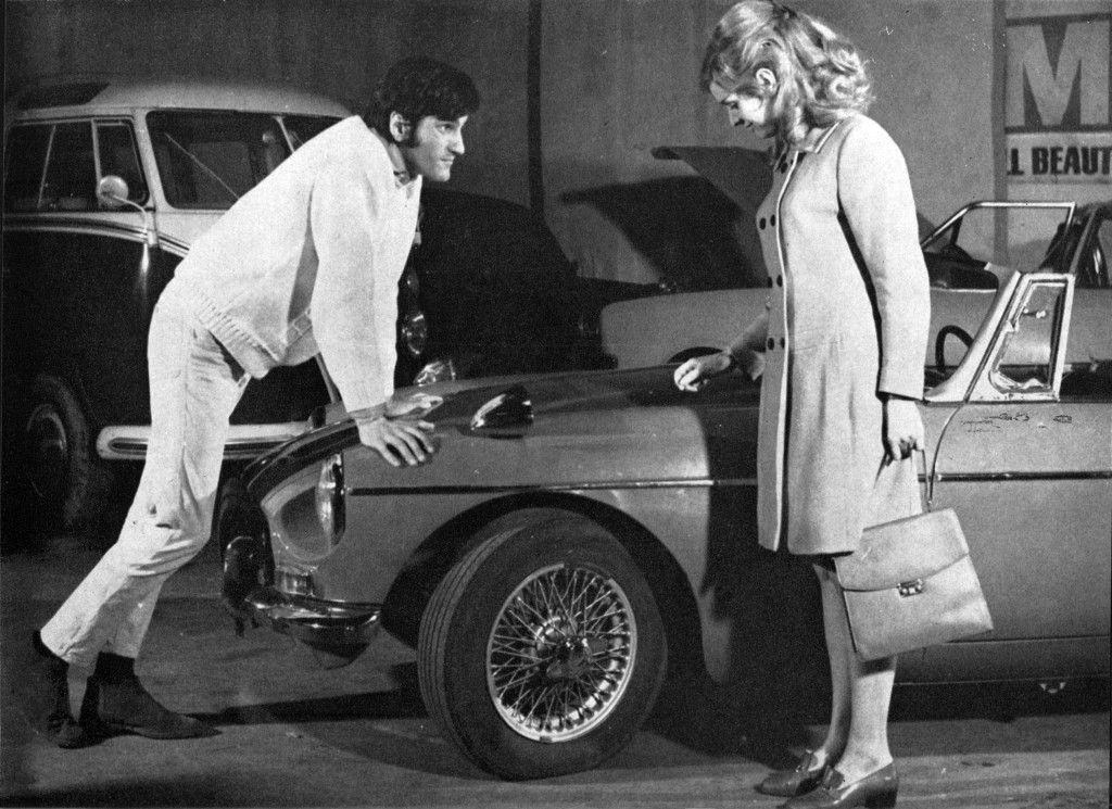 Tri sata za ljubav Fadil Hadzÿic« Jadran film, 1968.