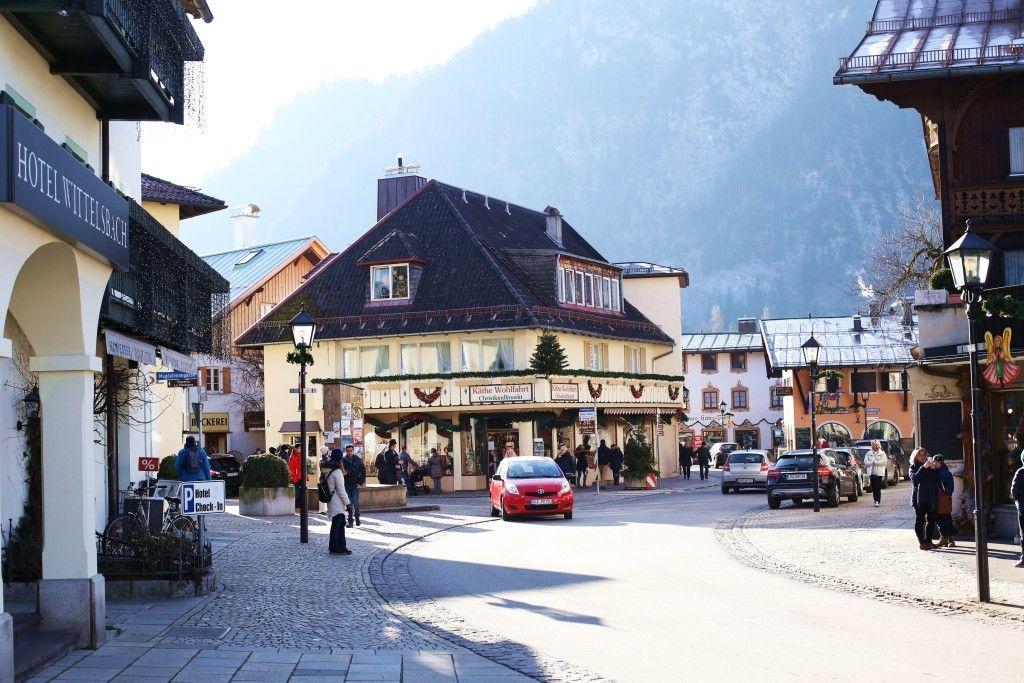 Selo Oberammergau, Bavarska, Nemacka 03