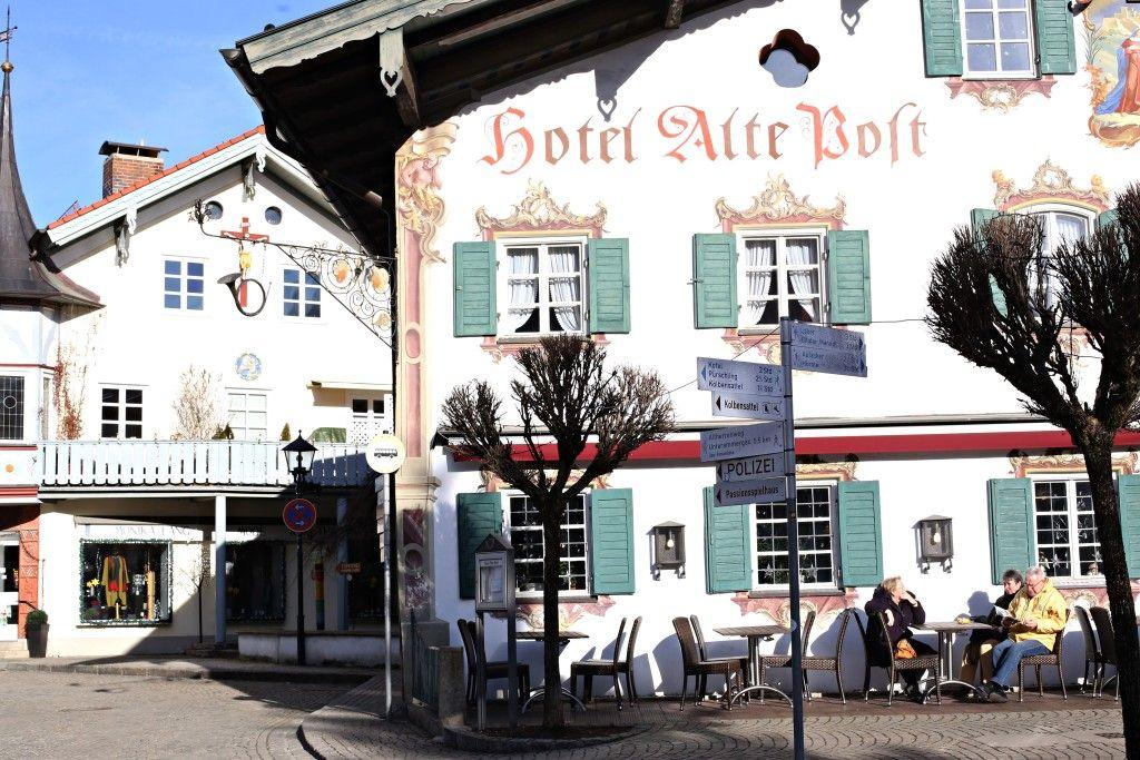 Selo Oberammergau, Bavarska, Nemacka 13a