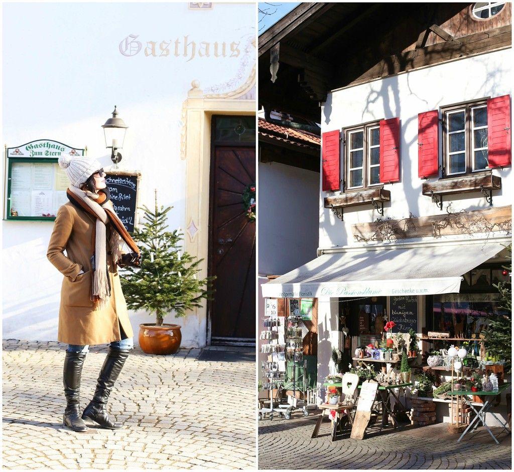 Selo Oberammergau, Bavarska, Nemacka 20