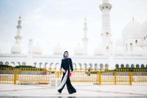 Zapisi iz Abu Dabija – I DEO – Pobeda nad strahom od dugih letova i poseta Džamiji šeika Zajeda