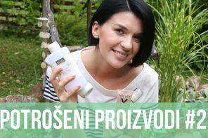 VIDEO: Potrošeni kozmetički proizvodi #2