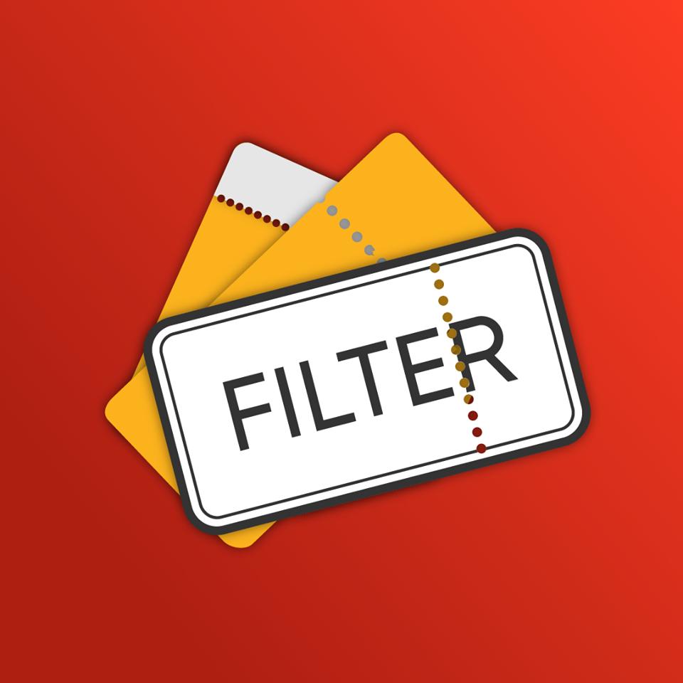 Filter aplikacija -kulturna dešavanja - Beograd