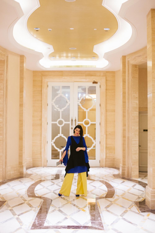 St. Regis Abu Dhabi Hotel - Abu Dhabi