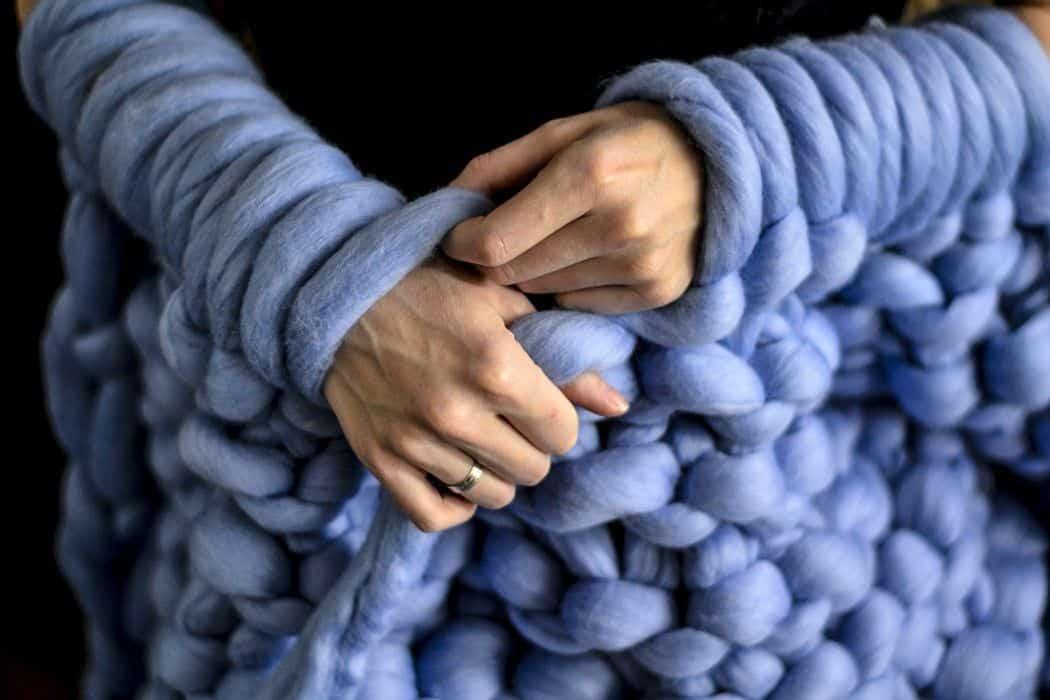 Woolnia ćebad od merino vune