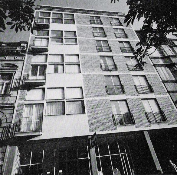 Zgrada u Pariskoj 14