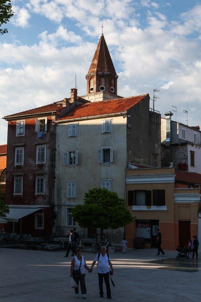 Ulice Zadra u Hrvatskoj
