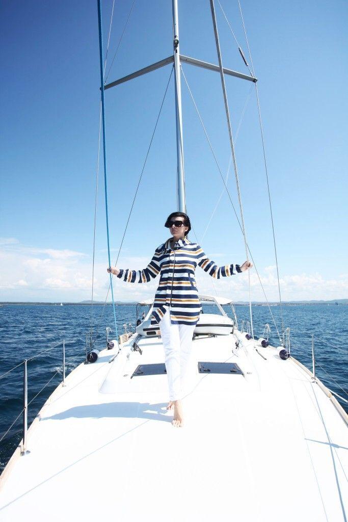 Pramac Asta Yachting jahte na Jadranu
