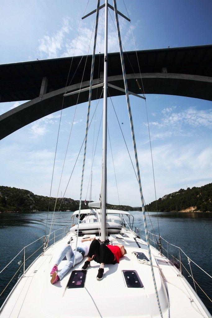 Odmor na brodu Asta Yachting