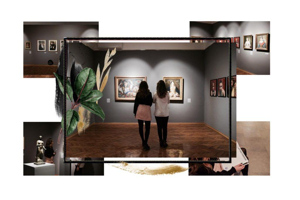 Žena po meri društva – Izložba – Galerija Matice Srpske – Novi Sad 04