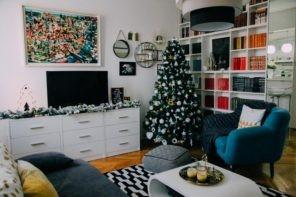 Novogodišnja dekoracija mog doma: 2018/2019 Edition