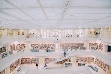 Dobro došli u jednu od najlepših biblioteka na svetu